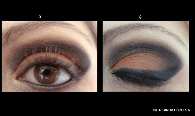 Blog481 - Tutorial: Make Laranja e Preto