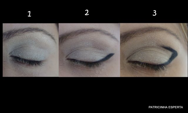Blog60 - Tutorial: Make Com Delineado Grosso