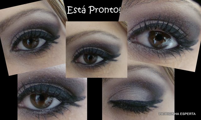 Blog64 - Tutorial: Make Com Delineado Grosso