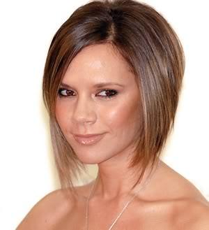 Victoria Beckham - O corte chanel das Famosas