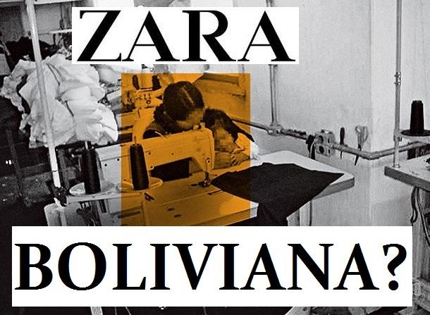 ZARA4 - #Zara e o Trabalho Escravo!