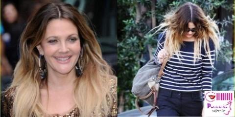 cabelos descoloridos com luzes californianas 500x250 e1312662954226 - A Nova Moda dos Cabelos – Ombré Hair