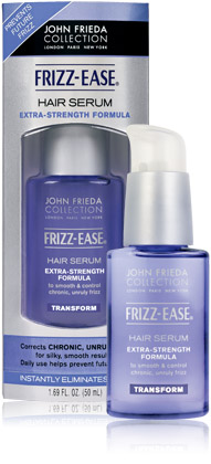 hair serum extra strength formula - Eu Uso - John Frieda - Serum - Ease Hair Serum Thermal Protection Formula