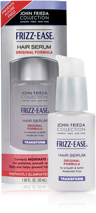 hair serum original formula - Eu Uso - John Frieda - Serum - Ease Hair Serum Thermal Protection Formula