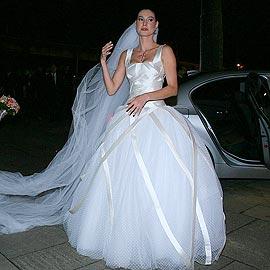 lavinia vlasak1 - Vestidos de Noiva das Famosas