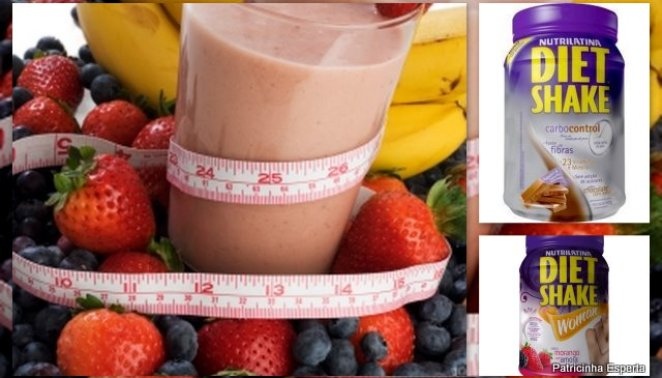 Blog125 - Desafio Diet Shake - Primeira Semana