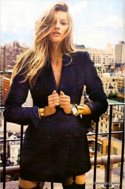 Colagens3 - Mulher Maravilha - Tendência Double Cuffs!!!