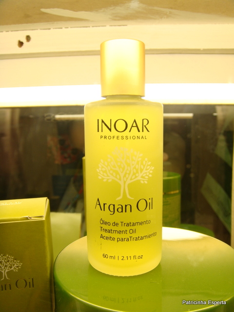DSC02269 - Óleo de Argan da Inoar - Beauty Fair