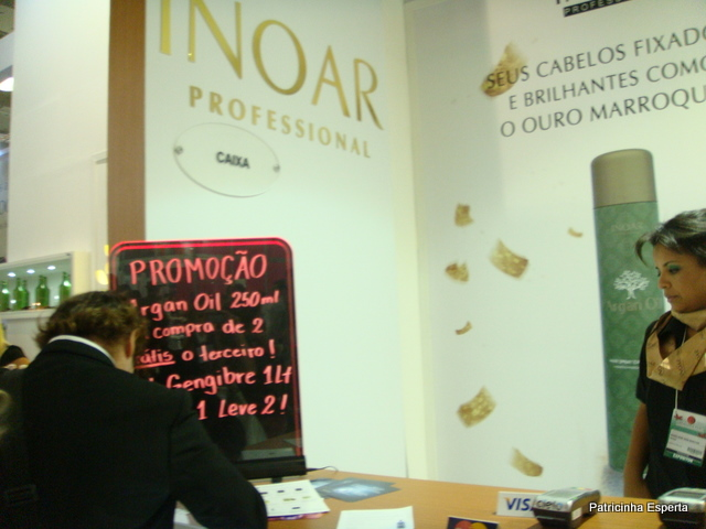 DSC02273 - Óleo de Argan da Inoar - Beauty Fair