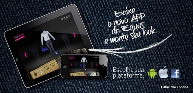 app news 1 - I Love Jeans - Equus!!! Ganhe uma Calça Jeans, feita especialmente para você!