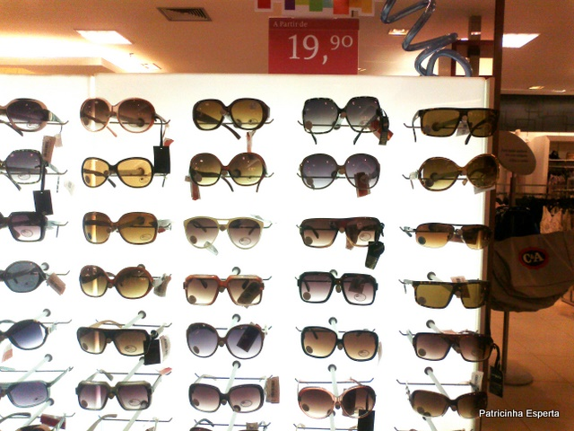 181020114511 - Extra... Extra... Óculos Escuro na C&A por R$ 19,90