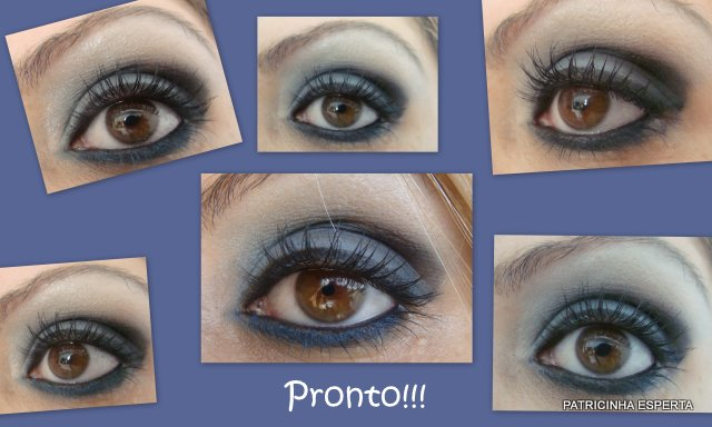 2011 09 3011 - Tutorial: Make Azul e Preto