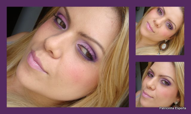 2011 10 214 - Tutorial : Make Roxo e Rosa