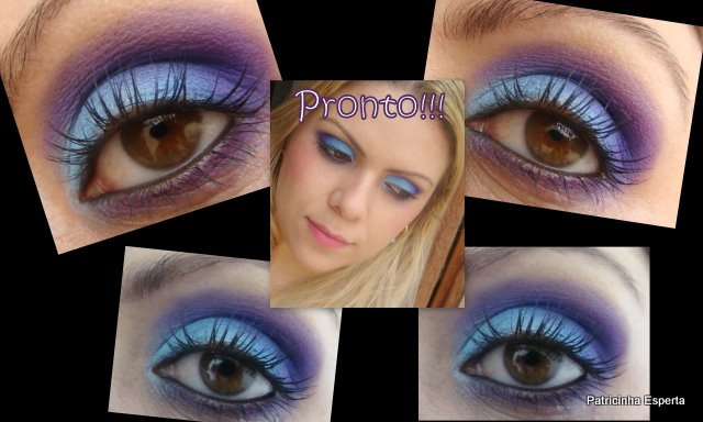 2011 10 2271 - Tutorial: Make Azul e Roxo