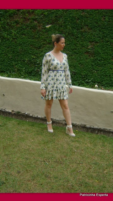 Meu look4 - Look do Dia - Inspirado na Primavera