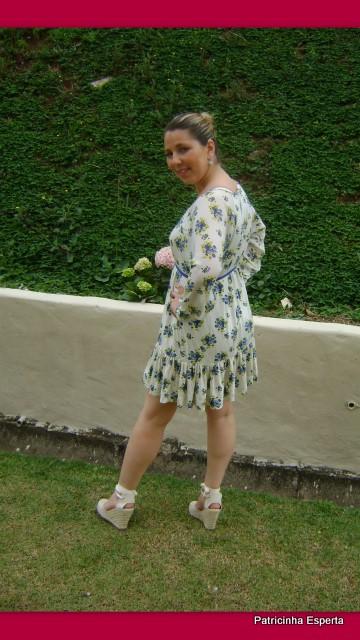 Meu look6 - Look do Dia - Inspirado na Primavera
