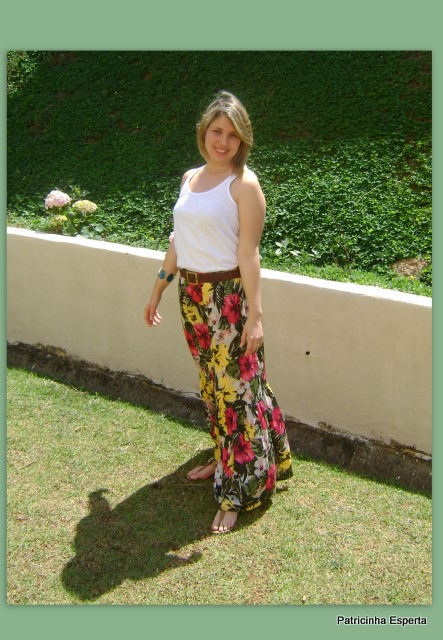 Paulinia2 - Look do Dia!!! Na Estação das Flores...