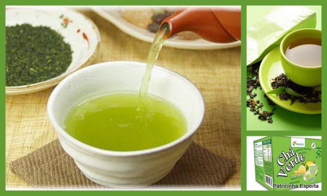 2011 10 31 - Os Benefícios Do Chá Verde!