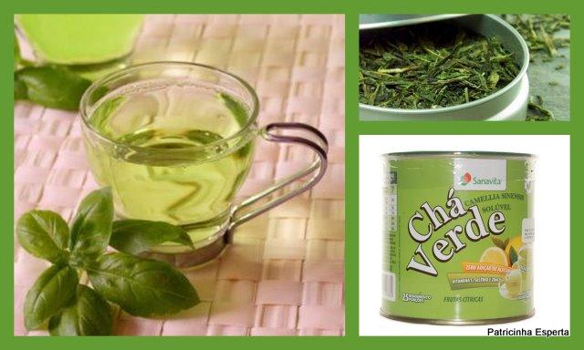 2011 10 311 - Os Benefícios Do Chá Verde!