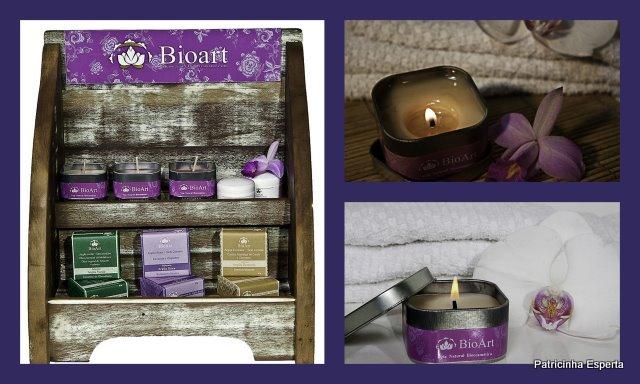 2011 11 022 - Sabonete de Argila Dourada - BioArt