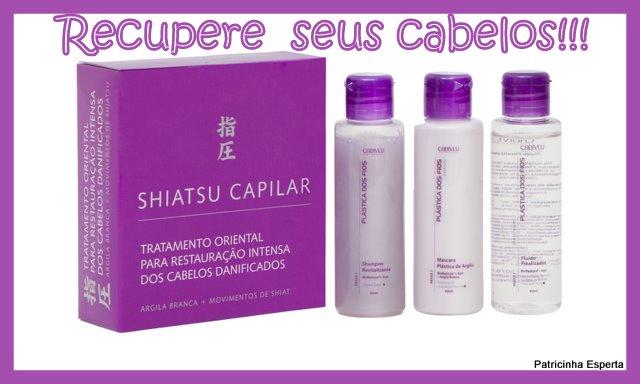 2011 11 042 - Plástica De Argila Shiatsu Capilar Cadiveu - Boa e Barata!