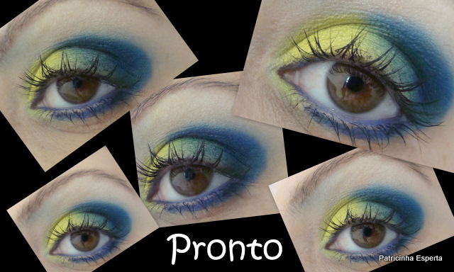 2011 11 119 - Tutorial: Make Azul e Amarelo