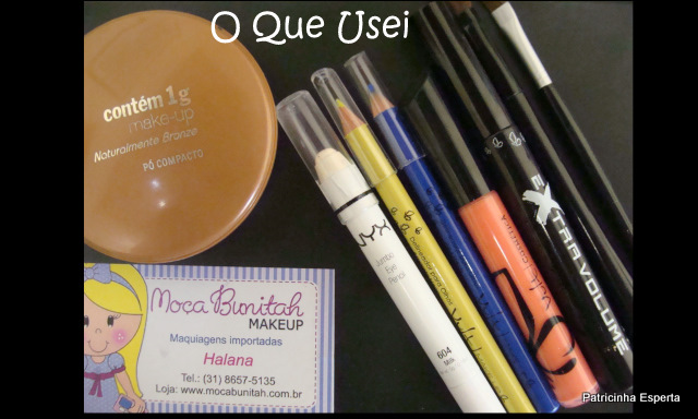 2011 11 120 - Tutorial: Make Azul e Amarelo