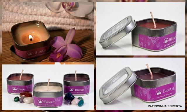 2011 11 28 - Candle Massage BioArt - Delícia das Delícias!