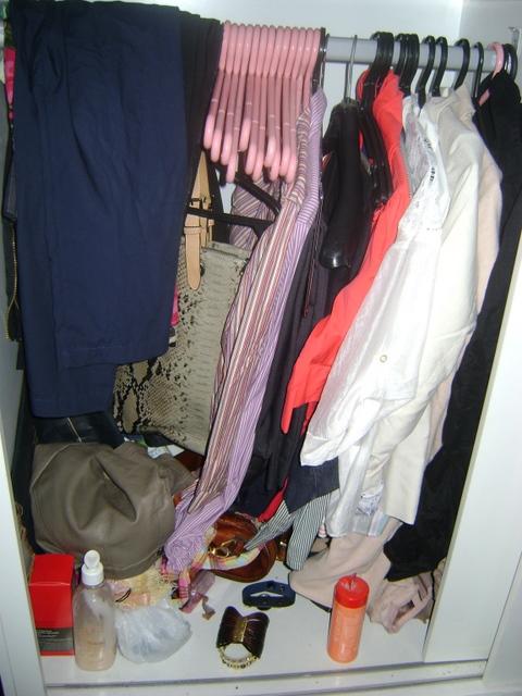 DSC01892 - Organizando o Armário - Porque tá na Moda organizar!!!