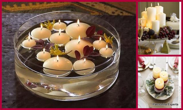 2011 12 089 - Decoração de Natal: Velas