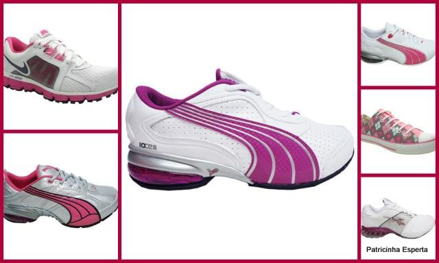 2011 12 131 - Tênis? Numeração Grande? Sapatos diversos? É na Alex Shoes!