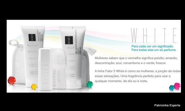 2011 12 153 - Linha White - Fator 5