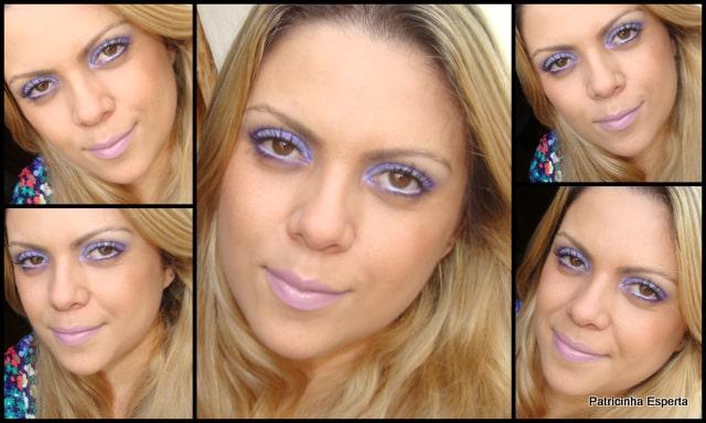 2011 12 166 - Tutorial : Make de Ano Novo - Olhos Pequenos