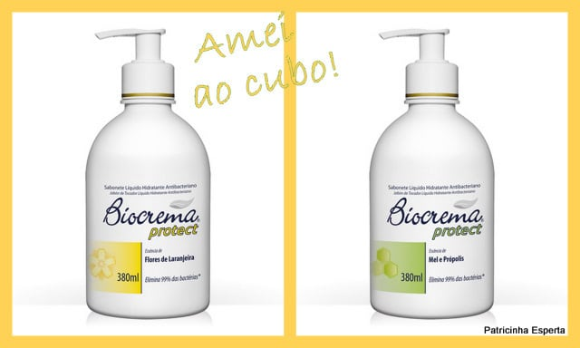 2011 12 194 - Biocrema Protect : Sabonetes Antibacterianos