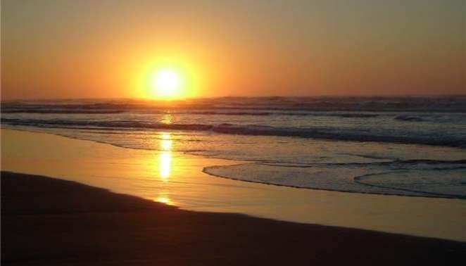 Nascer do sol - Um Brinde Ao Verão e a Vida Nova Que Se Inicia!