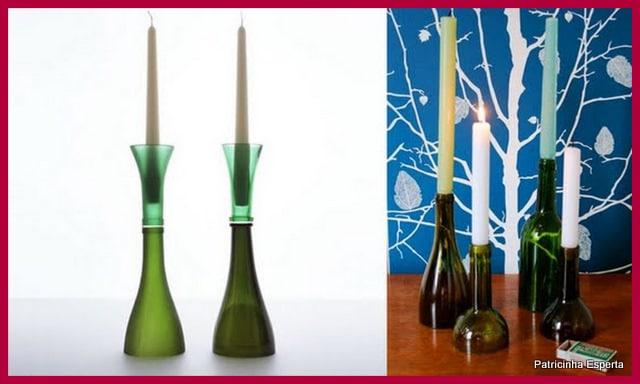 2012 01 046 - Reutilizando Garrafas de Vidro na Decoração