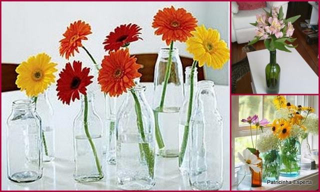 2012 01 048 - Reutilizando Garrafas de Vidro na Decoração