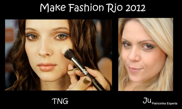 2012 01 1414 - Tutorial: Make Inspirado no Desfile da TNG