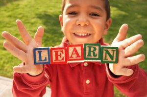 child learn 300x199 - Na idade certa...