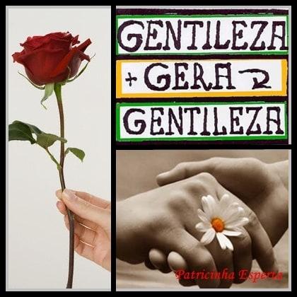 gentileza - Gentileza no relacionamento é fundamental!