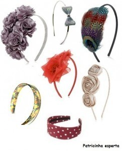 tiaras1 243x300 - Acessórios para cabelo (Tendências 2012)