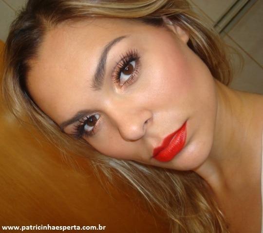 051post1 - Tutorial - Maquiagem inspirada na atriz Milla Jovovich  - Oscar 2012
