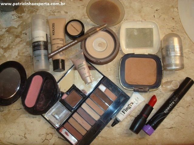 063post2 - Tutorial - Maquiagem inspirada na atriz Milla Jovovich  - Oscar 2012