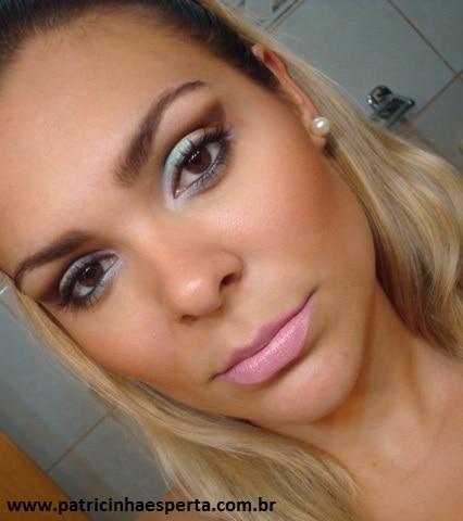 083ok - Tutorial - Maquiagem delicada para noites de verão