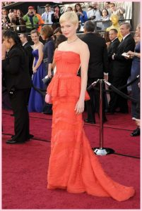 Michelle Williams 201x300 - Oscar 2012 - Look das celebrities