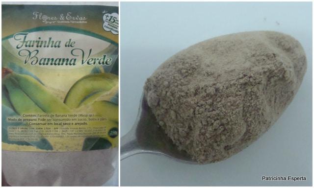 Patricinha Esperta16 - Farinha de Banana Verde Emagrece!