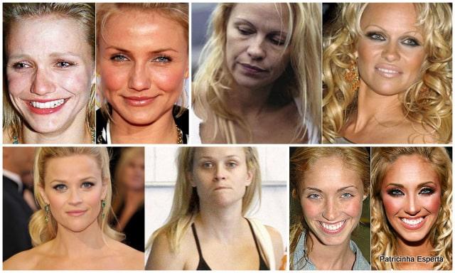 Patricinha Esperta231 - Celebridades: O Poder da Maquiagem