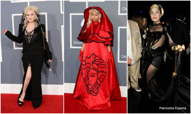 Patricinha Esperta27 - Looks do Grammy 2012