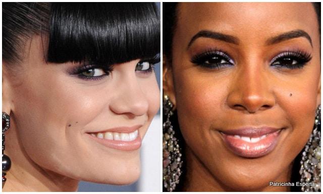 Patricinha Esperta31 - Makes do Grammy 2012
