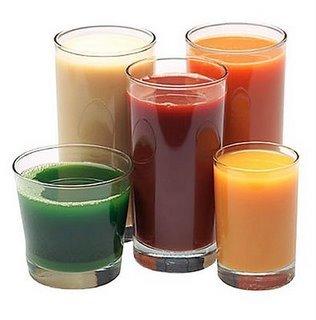 sucos 1 - Sucos Antioxidantes